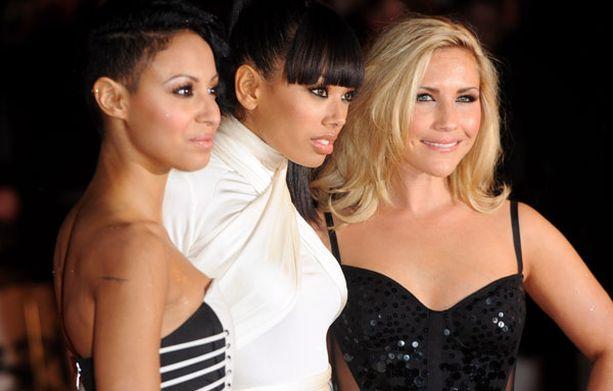 Amelle Berrabah, Jade Ewen ja Heidi Range muodostavat tällä hetkellä Sugababes-trion.