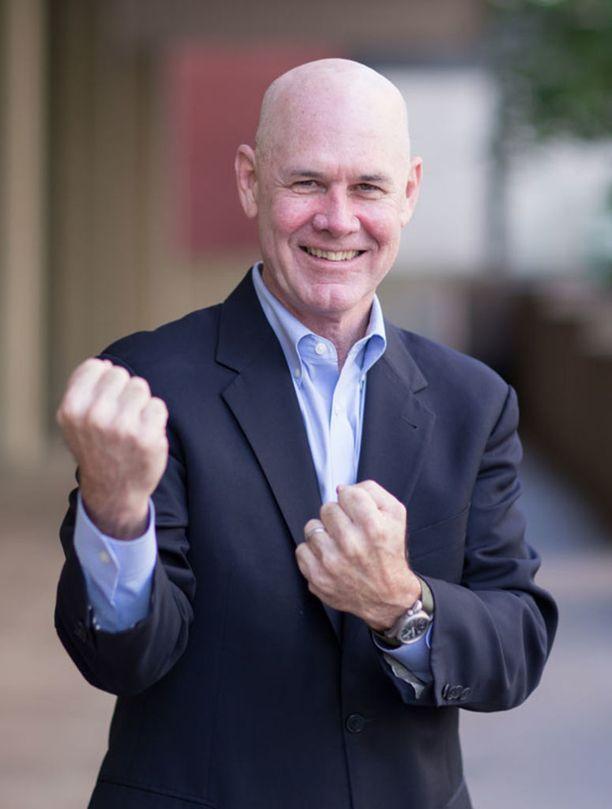 Ralph Cox toimii perustamansa Redgate-yrityksen johtotehtävissä.