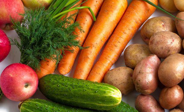 Luomuruoka ei yhdysvaltalaiskatsauksen mukaan ole tavallista ravinteikkaampaa.