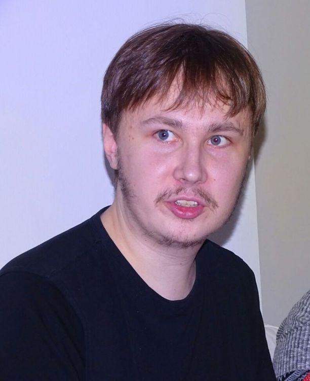 Joonas Ryhänen katosi hoivakoti Toivonkodista reilu viikko sitten perjantaina.