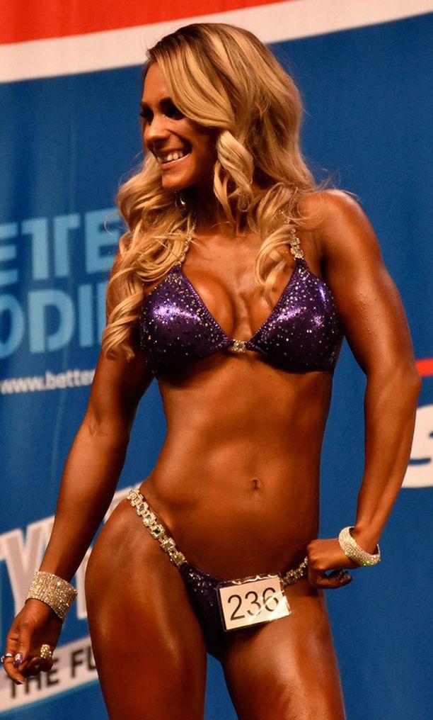 Eevi Teittinen on yksi Suomen tunnetuimmista fitnesskasvoista.
