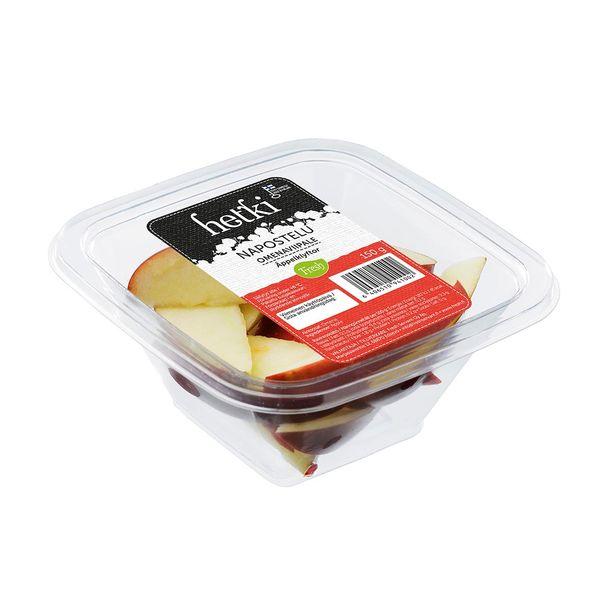 Hetki-omenaviipaleet ja muut helpot ja maistuvat välipalat kulkevat kätevästi mukana vaikkapa pyöräretkellä.