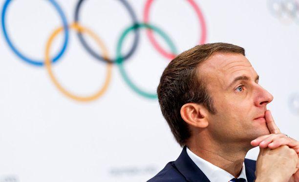 Pariisi ja Los Angeles kisaavat olympiaisännyydestä.