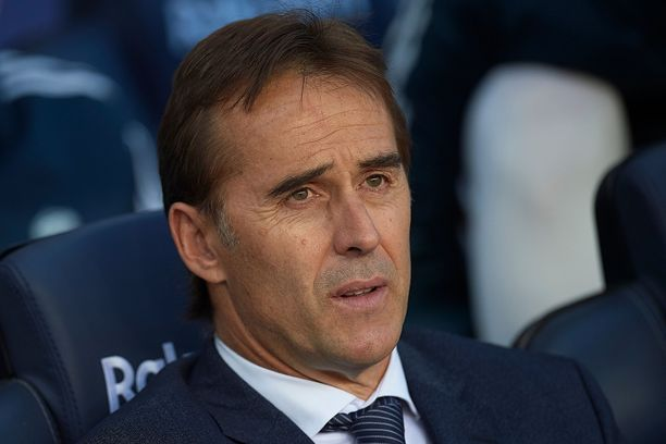 Julen Lopetegui siirtyi Real Madridin päävalmentajaksi Espanjan maajoukkueesta kesällä.