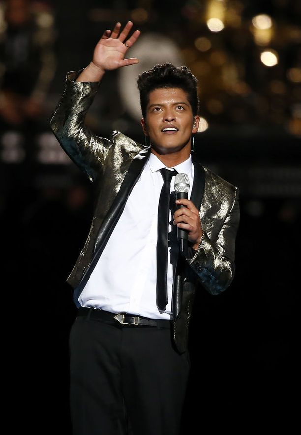 Bruno Mars voinee tehdä näyttelijädebyyttinsä, mikäli hän ottaa vastaan roolin elokuvasta.