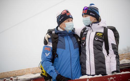 Maajoukkuepariskunta Johanna Matintalon ja Lauri Vuorisen kotona ei puhuta hiihdosta – Suomen mestari laittaa avopuolisolle juoksussa kampoihin
