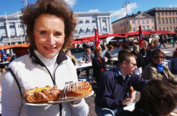 Helsingin keskustan yrittäjät valitsivat Anja Snellmanin Vuoden yrittäjäksi.