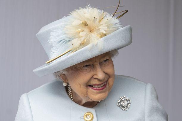Kuningatar Elisabet on hyvin virkeä ikäisekseen.