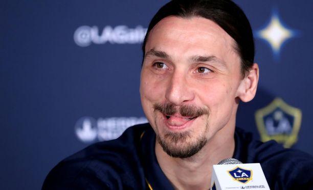 Moskovaan saapunut Zlatan ei säästellyt sanoissaan.