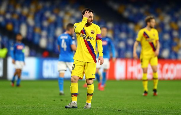 Leo Messi ei nauttinut debyytistään Diego Maradonan kotikentällä.