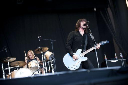 Foo Fighters nähtiin edellisen kerran Suomessa Helsingin Kalasatamassa vuonna 2011.
