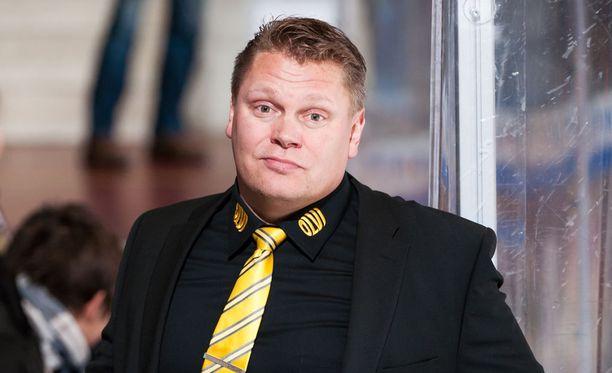 Pekka Virta hämmästyi Tomek Valtosen haukuista.
