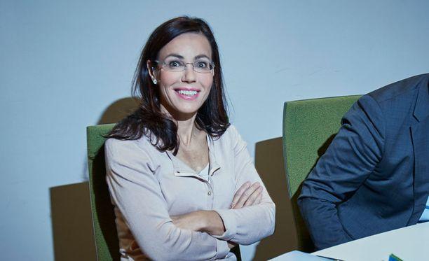 Susanne Päivärinta työskenteli Yleisradiossa 20 vuoden ajan.
