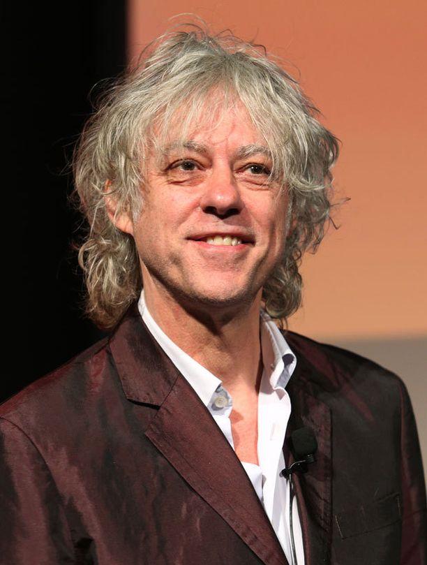 Bob Geldof saapuu The Boomtown Ratsiensä kanssa Kivenlahti Rockiin.