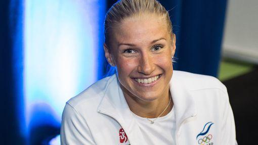 Hanna-Maria Seppälä sijoittui olympialaisissa parhaimmillaan neljänneksi.
