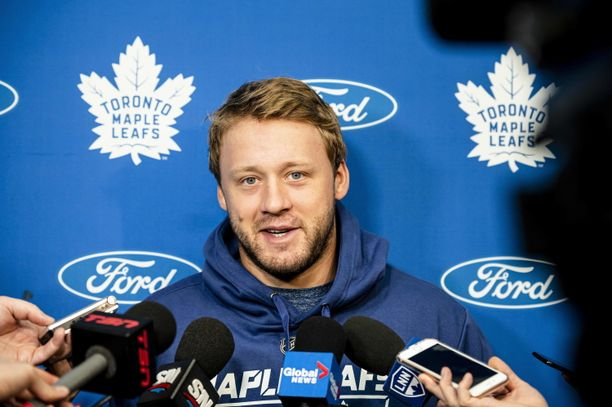 Morgan Rielly on Toronton ykköspakki.
