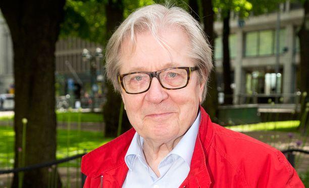 Markku Veijalainen ja Timo T.A. Mikkonen tutustuivat jo 70-luvulla.