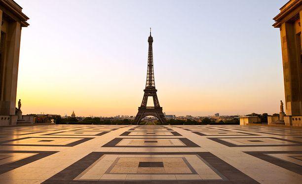 Pariisi on kaupunkilomien klassikko.