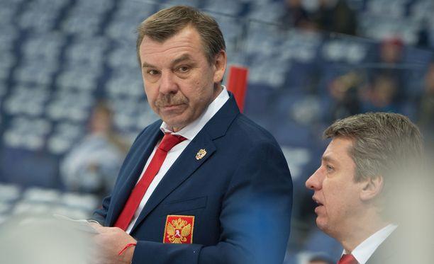 Oleg Znarokin SM-liigaura päättyi ennen kuin ehti alkaakaan. Mutta mikä oli seura?
