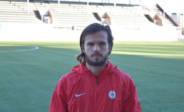 Lucas Kaufmann vei PK-35 Vantaan jatkoon Suomen cupissa.
