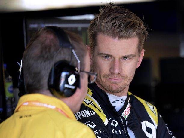 Nico Hülkenberg nousi F1-sarjaan huippulahjakkuutena, mutta nyt jo yhdeksättä kauttaan ajava 31-vuotias saksalainen ei ole vieläkään saanut näytönpaikkaa huipputallissa.