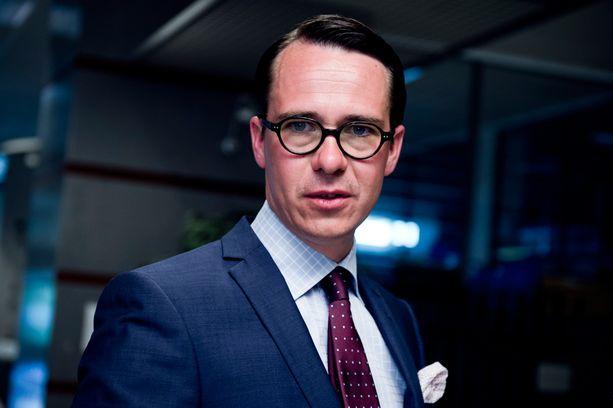 Vaalivoitosta huolimatta Carl Haglundin luotsaama RKP jäi oppositioon.