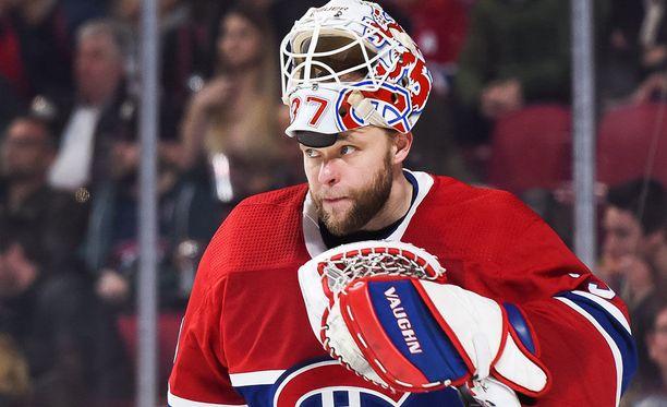 Antti Niemen ura jatkuu Montrealissa.