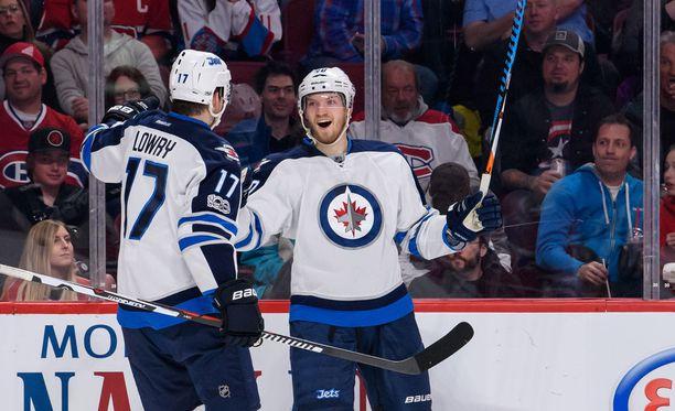 Joel Armia sai tuulettaa NHL:ssä viime kaudella useammin kuin koskaan.