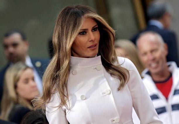 Melania Knauss-Trump on syntyjään slovenialainen.