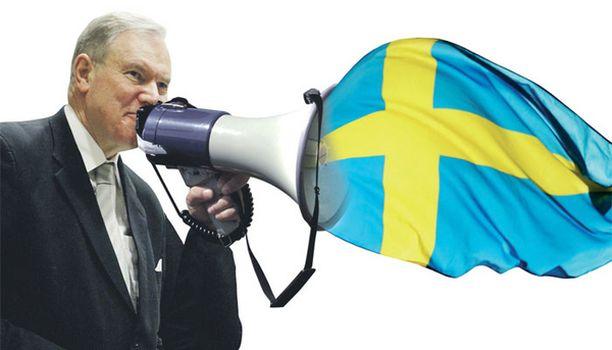Varför Paavo? Kaikki vanhemmat eivät suhtaudu ymmärtämyksellä Paavo Lipposen rooliin ruotsin kielen äänitorvena.