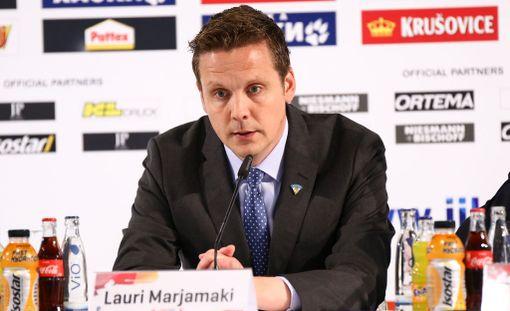 Lauri Marjamäki otti ison voiton torstaina Kölnissä.