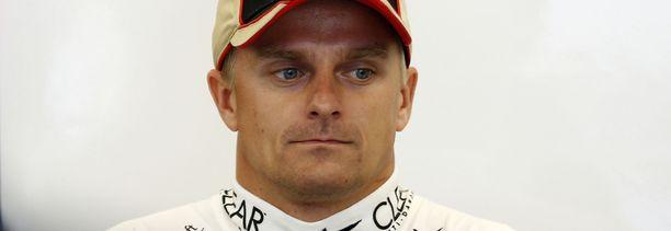 Heikki Kovalainen pettyi kohteluunsa Caterhamilla.