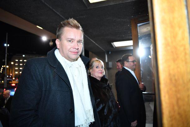 Antti Kaikkonen kertoi, ettei aio tanssia Linnan juhlissa.