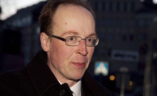 Jussi Halla-ahon esitys on aiheuttanut melkoisen tunneryöpyn.