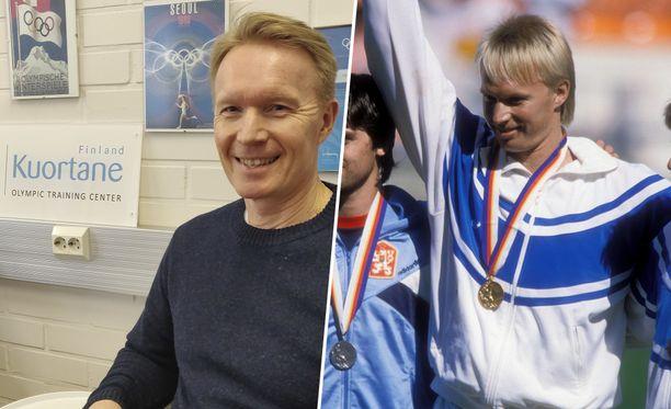 Tapio Korjus on tehnyt olympiavoittonsa jälkeen merkittävän uran urheilujohtajana ja -vaikuttajana.
