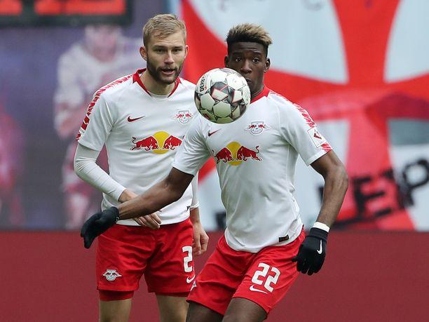 Veikkaajilla ei ole luottoa RB Leipzigiin.
