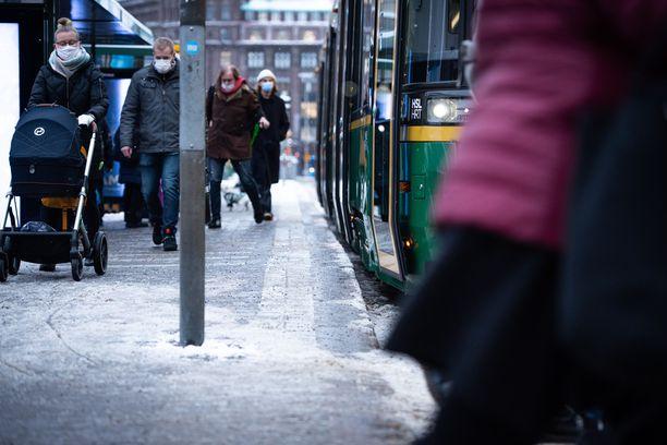 Helsingin ja Uudenmaan alueen ilmaantuvuus on 209,0.
