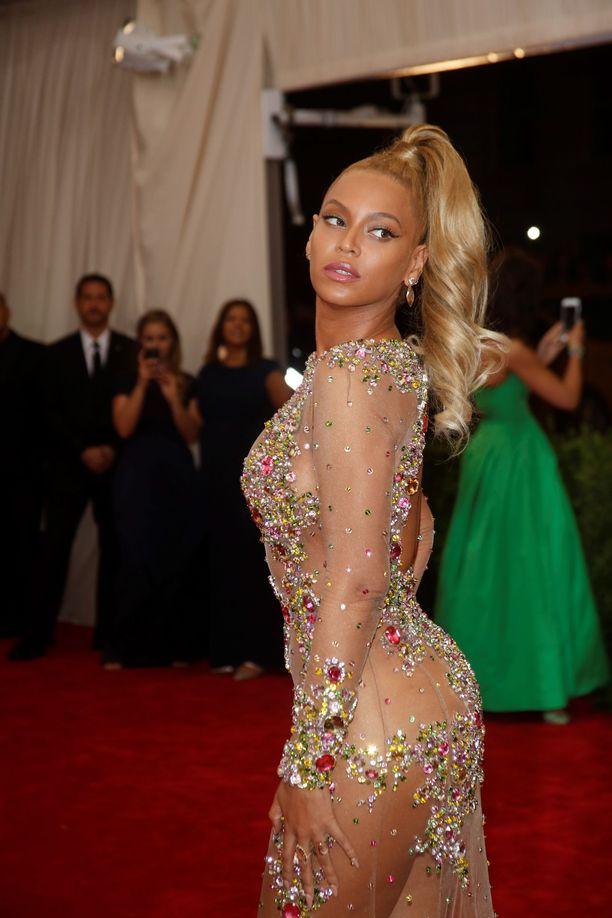 Beyoncé vuonna 2015.