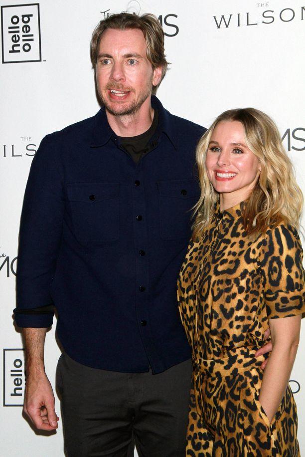 Dax Shepard on ollut seitsemän vuotta naimisissa Kristen Bellin kanssa.