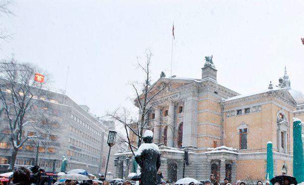 Norjan kansalliskirjasto suorittaa mittavaa ja harvinaista projektia.