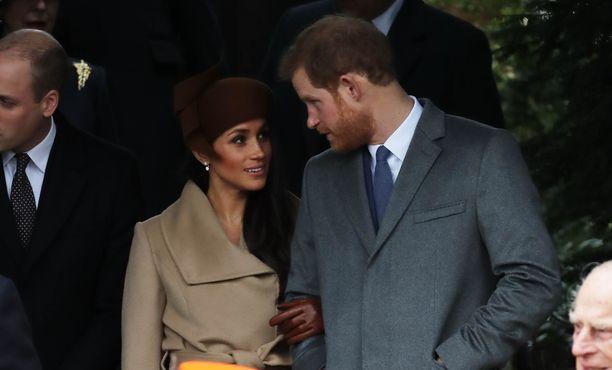 Herttuatar Meghan muutti Lontooseen rakkauden perässä.