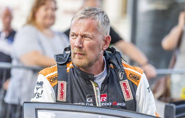 Jarmo Lehtisen työt jatkuvat nyt Toyotalla.