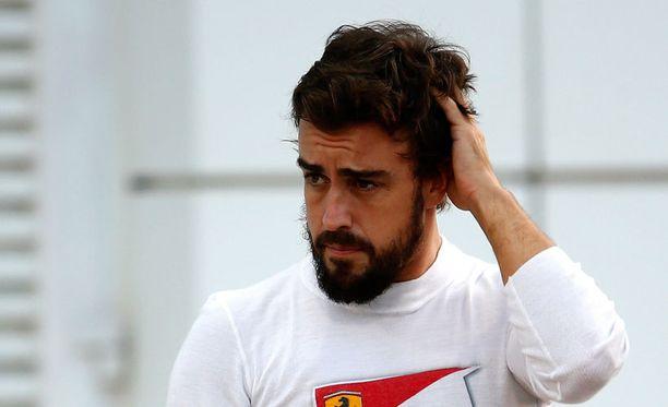 Fernando Alonso voi nousta Ayrton Sennan rinnalle nappaamalla vielä yhden MM-tittelin McLarenilla.