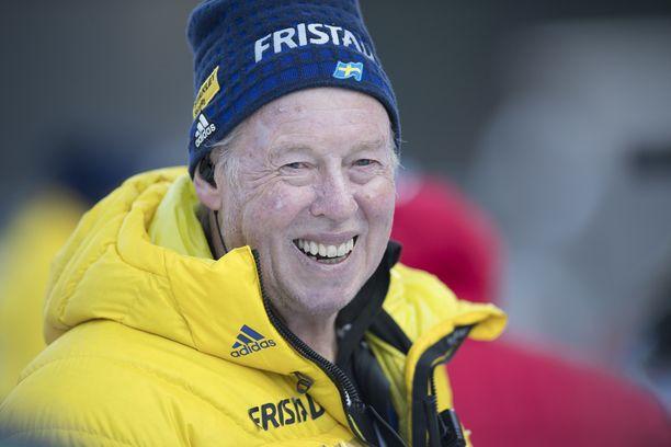 Saksalainen Wolfgang Pichler valmentaa Ruotsin ampumahiihtojoukkuetta. Tulokset ovat olleet erinomaisia.