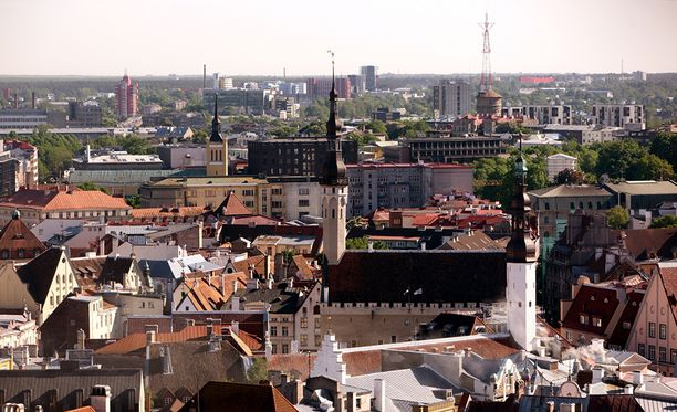 Suomalaisten käytös Virossa herättää kummeksuntaa.