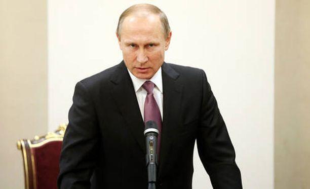 Putin kehottaa venäläisiä välttämään matkustamista Turkkiin.