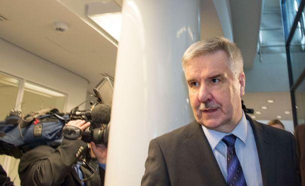 Toimi Kankaanniemi kertoi aiemmin eronneensa eduskuntaryhmästä, mutta ei vielä puolueesta.