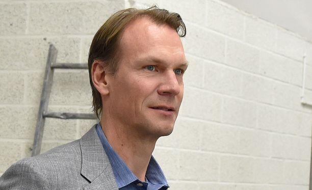 Nicklas Lidström on tuttu näky Västeråsin junnupeleissä.