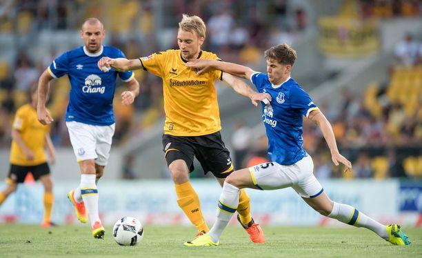 Tim Väyrynen siirtyi Roda JC:hen.