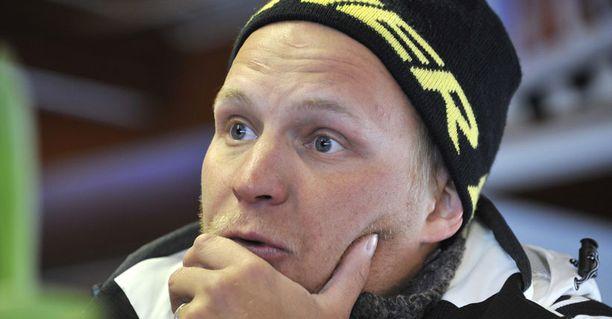 Kalle Palander on pujottelun maailmanmestari vuoden 1999 MM-kisoista Vailista.